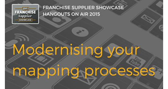 Modernising your mapping processes - Hangout On Air